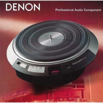 Katalog DENON z 1978, Audio komponenty