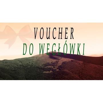 Wegłówka: voucher do wege - pokoi gościnnych