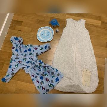 Zestaw dla niemowlaka - nowy