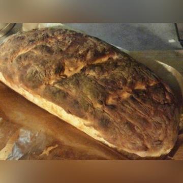 Tradycyjny Chleb Wiejski Bochen