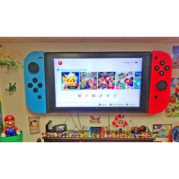 Szafki do tv Nintendo switch
