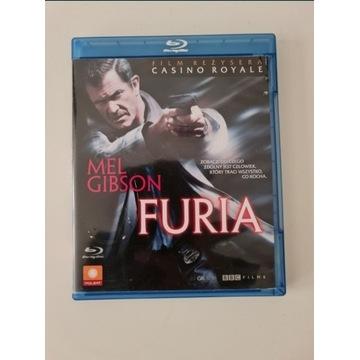 Film Furia PL Blu Ray Mel Gibson