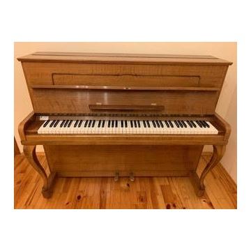 Pianino MARKOWE PIANINO FRITZ KUHLA 110C