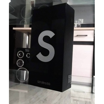 SAMSUNG Galaxy S21 Ultra 5G 256GB + Etui