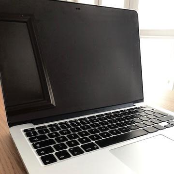 MacBook Pro Retina, 13-inch, Late 2012 stan ideal
