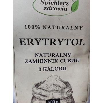 Erytrytol naturalny słodzik 500g