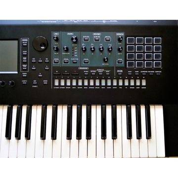 Roland FANTOM 6, Syntezator, stacja robocza
