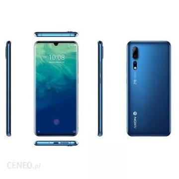 Nowy ZTE Axon 10 Pro Niebieski 8GB/128GB dual sim