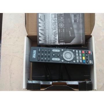Dekoder DVB-T Wiwa HD95 Memo Control