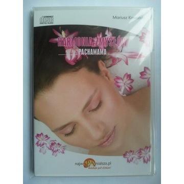 Harmonia zmysłów Pachamama - CD - muzyka etniczna