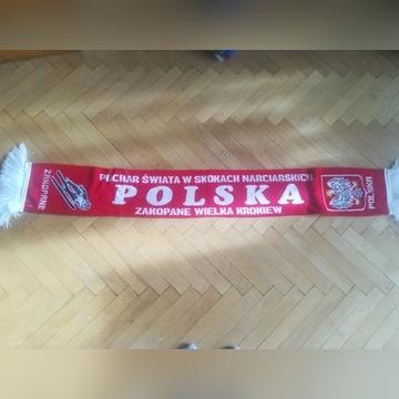 Szal Polska puchar świata Zakopane