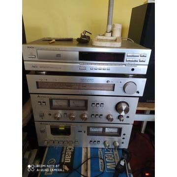 Zestaw muzyczny stereo