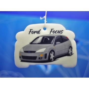 Zawieszka zapachowa Ford Focus mk1 10szt