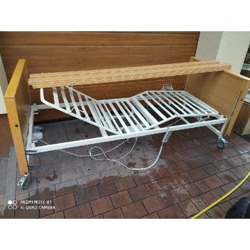 Łóżko rehabilitacyjne szpitalne TRANSPORT
