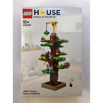 Nowe Lego 4000026 Tree of creativity LEGO HOUSE