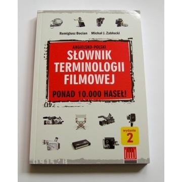 SŁOWNIK TEMINOLOGII FILMOWEJ - ANG-POL - Marzec