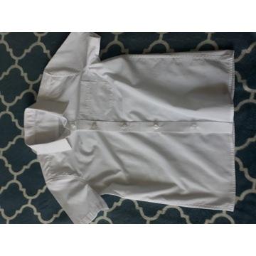 Koszule białe i spodnie
