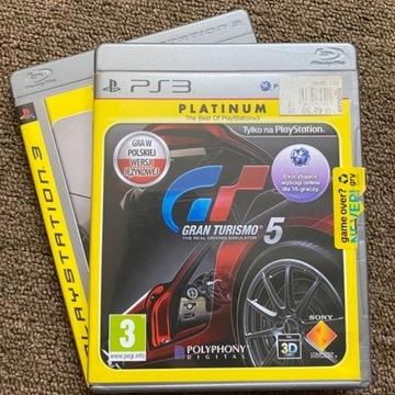 Gry Gran Turismo: 5 i prologue