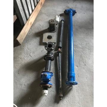 Hydrant naziemny kompletny zestaw DN 80