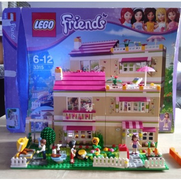 Klocki LEGO Friends Friends Dom Olivii L-3315