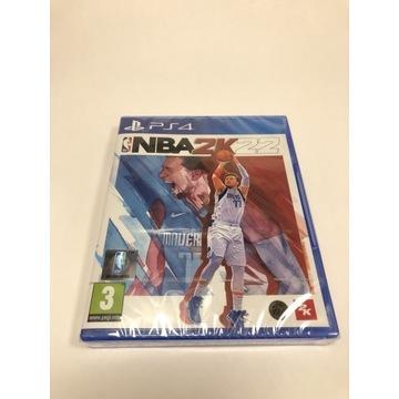 NBA 2k22 PS4 Nowa, Folia