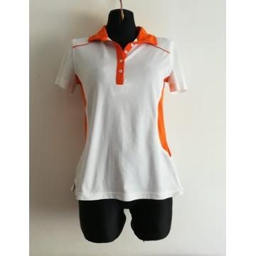 Oryginalna niemiecka sportowa koszulka damska POLO