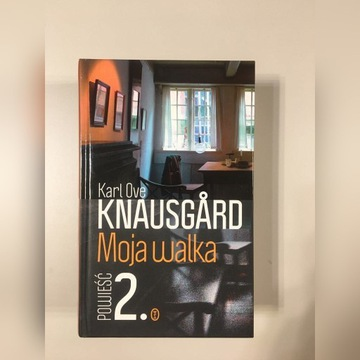 "Karl Ove Knausgard ""Moja walka"" tom 2"