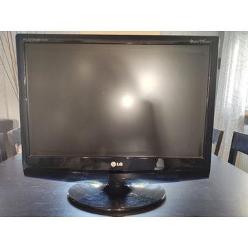Monitor/Telewizor LG M2094D-PZ, pilot w zestawie