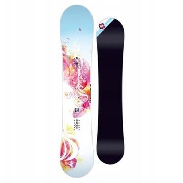 Deska snowboardowa APO GEM 13/14 (R) 152 cm