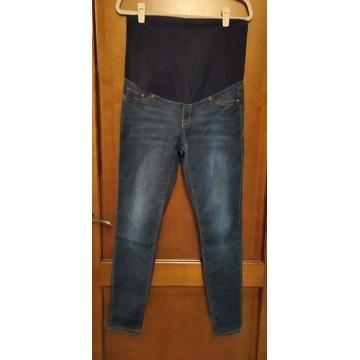 Spodnie ciążowe H&M r. 44 XL/XXL stan BDB