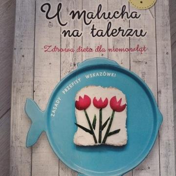 Książka U Malucha na talerzu