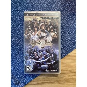 Final Fantasy Dissidia Duodecim 012 PSP komplet