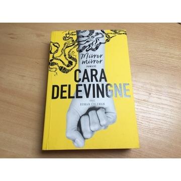 Mirror mirror Cara Delevingne książka młodzieżowa