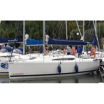 Czarter jacht Antila 26CC Mazury Giżycko Wrzesień