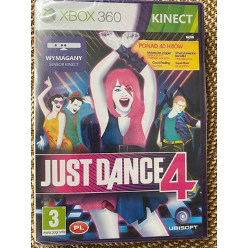 XBOX 360 JUST DANCE 2017