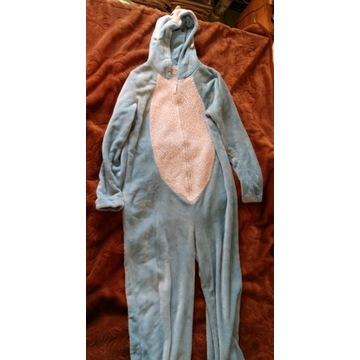 Onesie piżama damska rozmiar XL pluszowa
