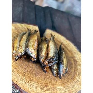 Wędzone ryby i mięsa