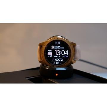 Samsung Galaxy Watch 42mm. różowe złoto