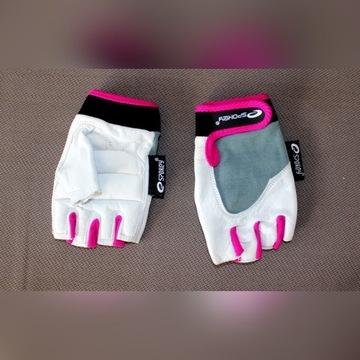 Spokey rękawiczki na siłownię rower Rozm S