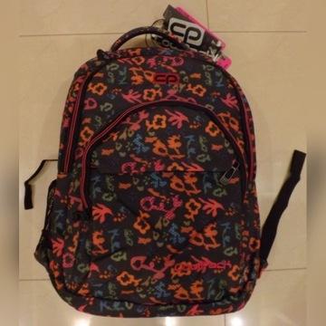 Plecak COOLPACK 27L nowy, kolorowy + gratisy