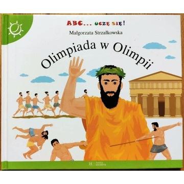 ABC UCZĘ SIĘ OLIMPIADA W OLIMPII Strzałkowska