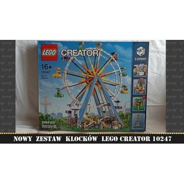 LEGO Creator Expert 10247 Diabelski Młyn NOWE