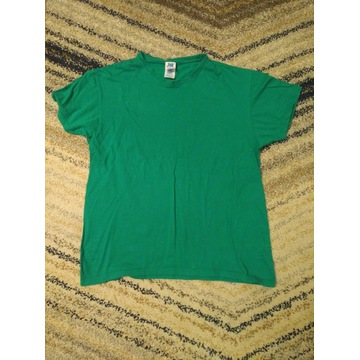 Koszulka JHK - kolor zielony - rozmiar: L - 3 szt.