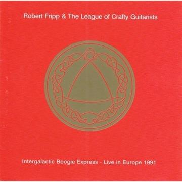 ROBERT FRIPP & THE LCG 'Intergalactic...' (1995)