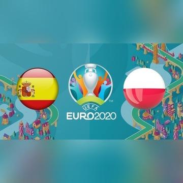 Bilety EURO 2020 mecz HISZPANIA - POLSKA w Bilbao