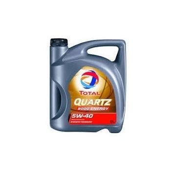 Olej TOTAL Quartz ENERGY 9000 5W40 SN/CF A3/B4 5L