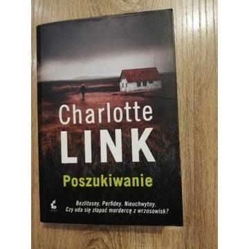 Książka Charlotte Link Poszukiwanie