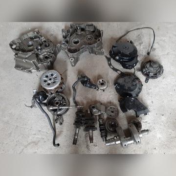 Suzuki tl 1000r części kartery sprzęgło pokrywa