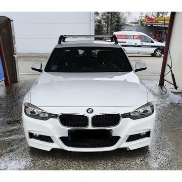 BMW 3 F30 2.0 318 d 2013 pakiet M