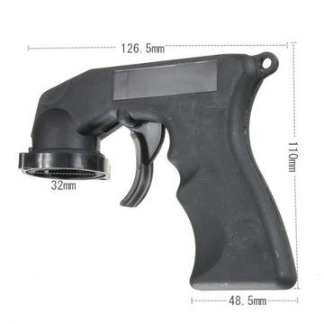 Profesjonalny uchwyt   Pistolet Spray